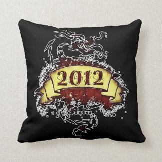 2012 - Year of the Dragon -  Pillow