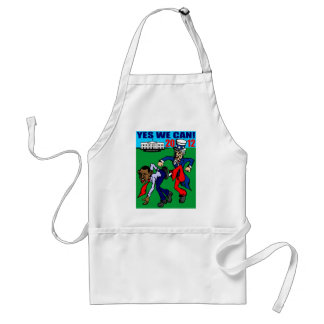 2012 YES WE CAN! ADULT APRON