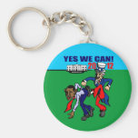 2012 YES WE CAN! KEY CHAINS