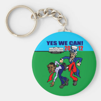 2012 YES WE CAN! KEY CHAIN