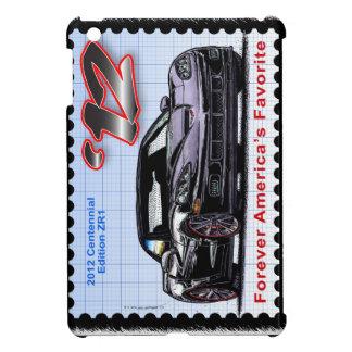 2012 Z06 Centennial Edition Corvette iPad Mini Cases