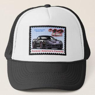 2012 Z06 Centennial Edition Corvette Trucker Hat
