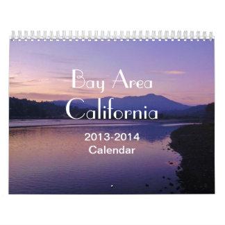 2013-2014 San Francisco California Calendar