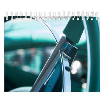 2013 56 Chevy Calendar