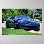 2013 60.os convertibles del Corvette 427 del anive Impresiones