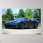 2013 60.os convertibles del Corvette 427 del anive Posters