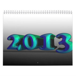 2013 Abstract Calendar