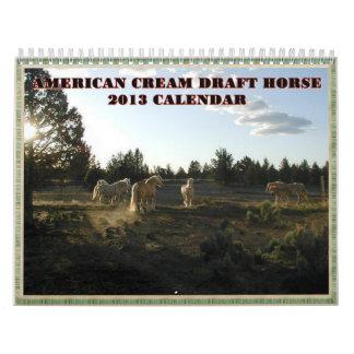 2013 ACDHA Calendar