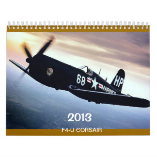 2013 AIRPLANE calendar - HAPPY NEW YEAR!