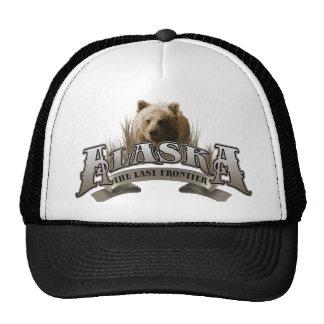 2013 Alaska with BEAR.png Trucker Hat