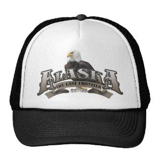 2013 Alaska with EAGLE.png Trucker Hat