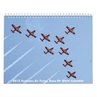2013 Andrews Air Force Base Air Show Calendar