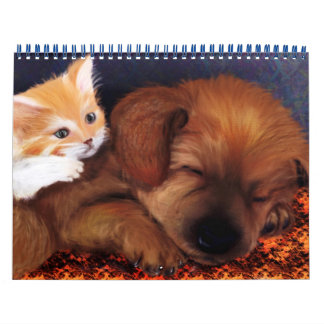 2013 Animal Calendar