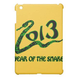 2013 años de la serpiente con la serpiente verde