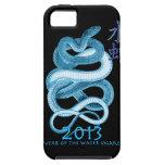 2013 años de la serpiente iPhone 5 funda