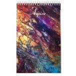 2013 aspire calendarios de pared