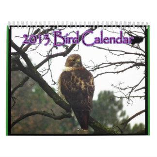 2013 Bird Calendar 4