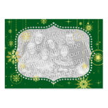 2013 bolsillos/calendario mini/de la cartera del t plantilla de tarjeta de visita