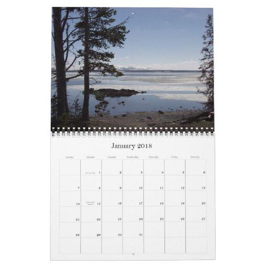 2013 Branches Calendar