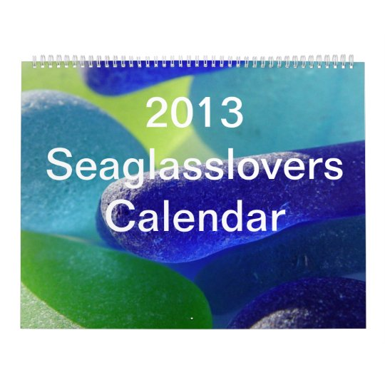 2013 Calendar - Frameable Photos