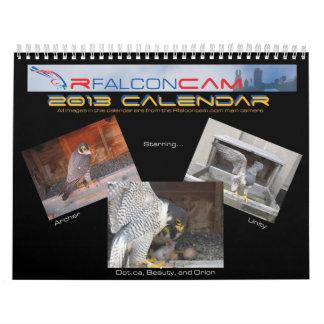 2013 Calendar - Main Cam Pictures