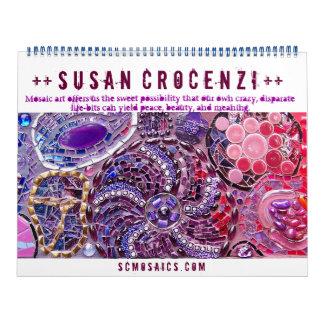 2013 Calendar - Susan Crocenzi