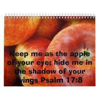 2013 Calendar with Bible Verses