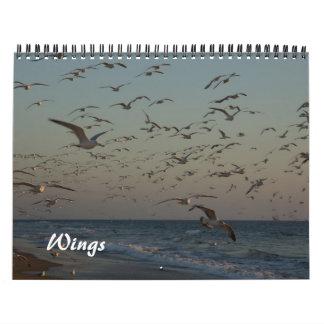 2013 calendario - alas