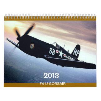 ¡2013 calendario del AEROPLANO - FELIZ AÑO NUEVO