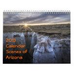2013 calendario - escenas de Arizona