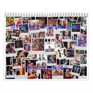 2013 calendario - mis 12 novias