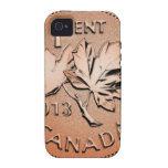 2013 Canadian penny Vibe iPhone 4 Cover