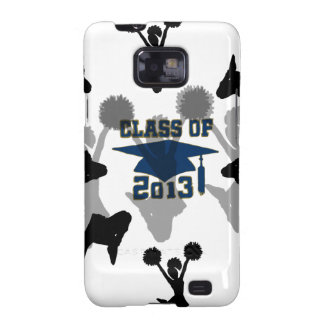 2013 cheerleader blue gray samsung galaxy s2 covers