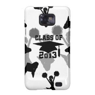 2013 Cheerleader graduation Galaxy SII Case