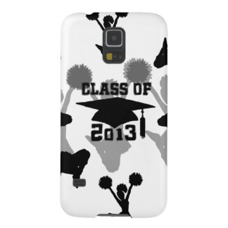 2013 Cheerleader graduation Samsung Galaxy Nexus Cases