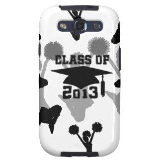 2013 Cheerleader graduation Samsung Galaxy S3 Case