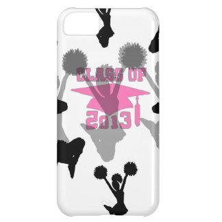 2013 Cheerleader graduation Pink Case For iPhone 5C