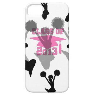 2013 Cheerleader graduation Pink iPhone 5 Case
