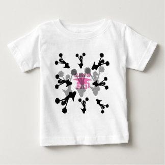 2013 Cheerleader graduation Pink T Shirt