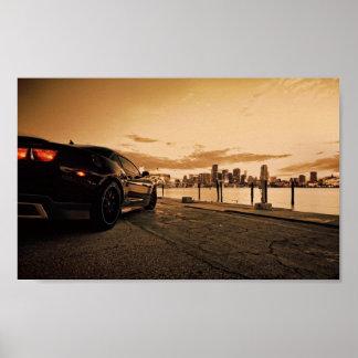 2013 Chevrolet Camaro ZL1 Poster