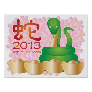 2013 Chinese New Year Poster