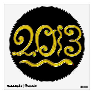 2013 - Chinese New Year - SRF Wall Decal