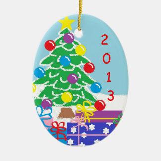 2013 Christmas Ornament