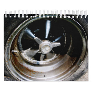 2013 Classic Wheels Calendar