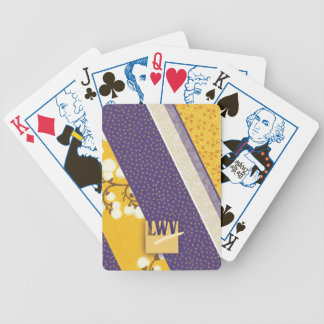 2013 Commemorative LWV Playing Cards