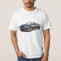 2013 Convertible Camaro Muscle Car T-Shirt