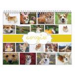 ¡2013 Corgis! Calendario