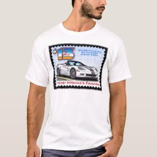 2013 Corvette 60th Anniversary Convertible T-Shirt