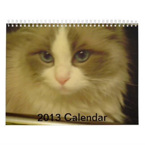 2013 Countdown Calendar