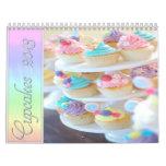 2013 cupcakes calendar